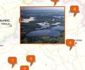 Озера и водохранилища Беларуси