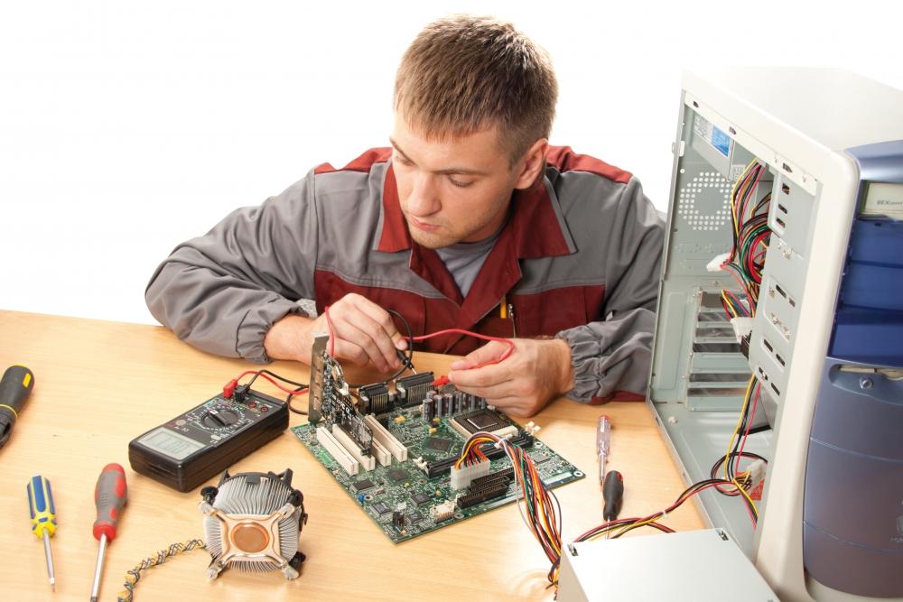 Где находятся компьютерные сервисы в Минске?