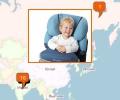 Где купить детское автокресло в Минске?