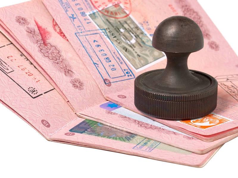 Где оформить визу в Минске?