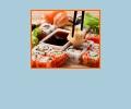 Где можно поесть суши в Минске?