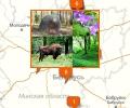 Охраняемые природные территории Минской области