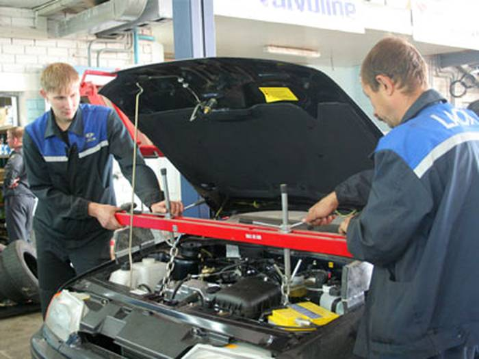 Где оказывают услуги ремонта автомобиля в Минске?