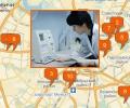 Где расположены частные медицинские лаборатории в Минске?