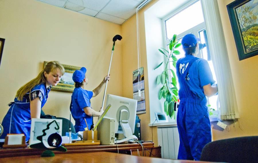 Где предоставляют услуги по уборке в Минске?
