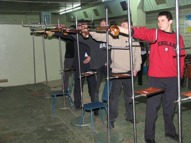 Где находятся тиры и стрелковые клубы в Минске?
