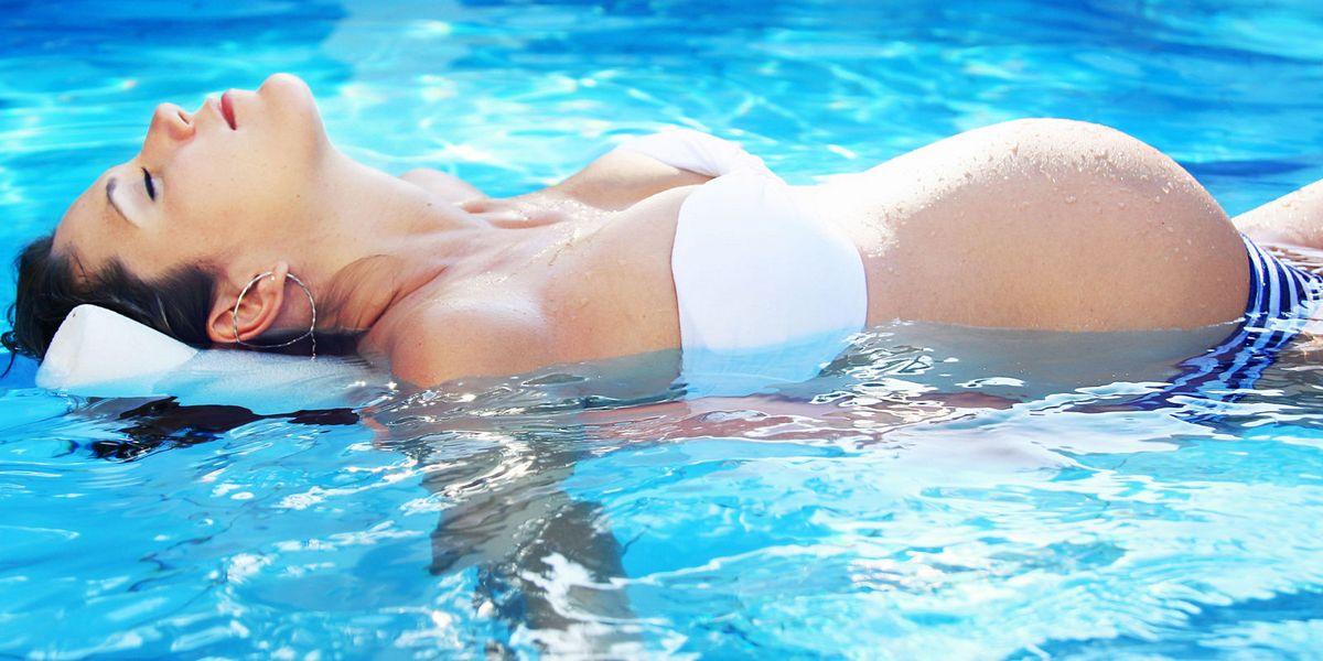 Где найти бассейн для беременных в Минске?