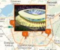 Где находятся стадионы в Минске?