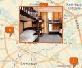 Где находятся хостелы Минска?