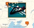 Где поиграть в бильярд в Минске?