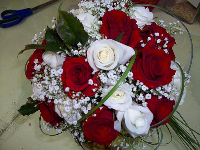Купить свадебный букет для невесты в Минске