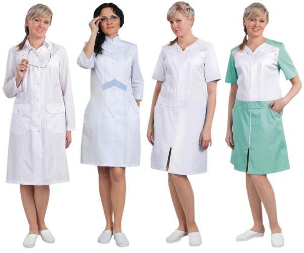 Где купить спецодежду, медицинскую одежду в Минске?